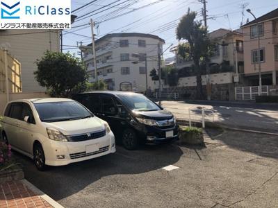 【駐車場】六甲パークハイツ