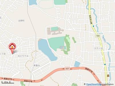 【地図】プリムローズ桜