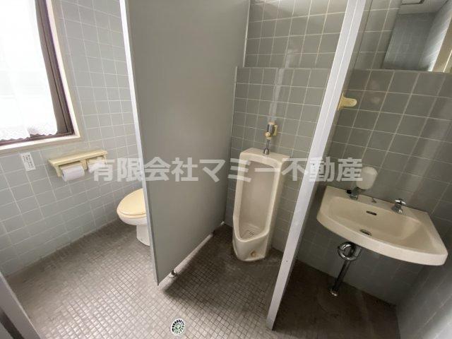 【トイレ】安島1丁目事務所F
