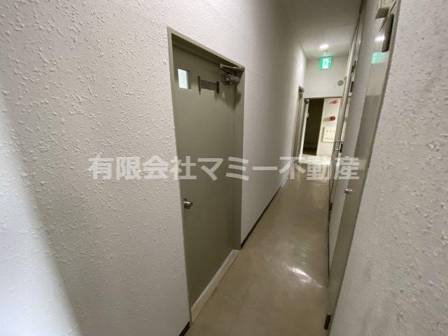 【玄関】安島1丁目事務所F