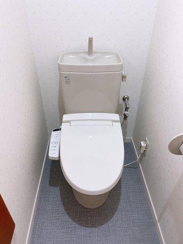 【トイレ】葛城市疋田 中古戸建