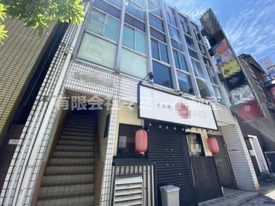 【外観】諏訪栄町店舗・事務所T