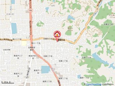 【地図】ジョイントM