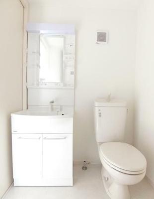 【トイレ】メゾフォルテ