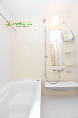 【浴室】西区三橋6丁目 新築一戸建て リーブルガーデン 03