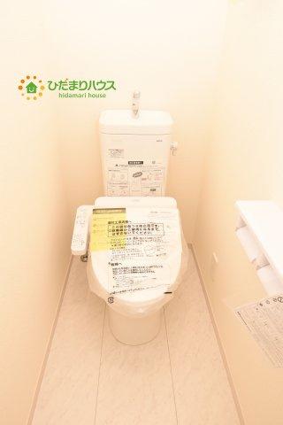 【トイレ】西区三橋6丁目 新築一戸建て リーブルガーデン 03