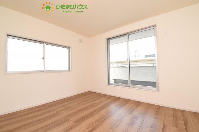 【寝室】西区三橋6丁目 新築一戸建て リーブルガーデン 03