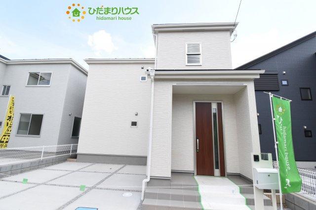 【外観】西区三橋6丁目 新築一戸建て リーブルガーデン 03