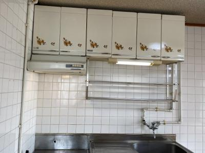 【キッチン】安里ビル