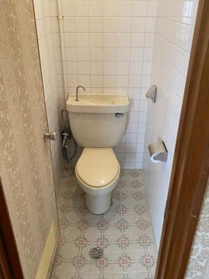 【トイレ】安里ビル