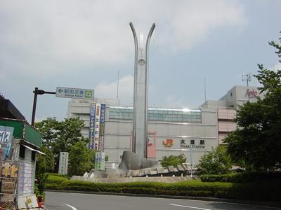 大垣駅(JR 東海道本線)まで2,765m