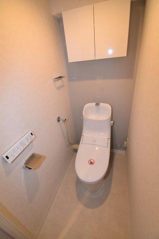 トイレ(新規交換済)
