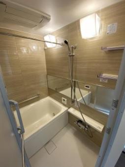 【浴室】オープンレジデンシア中目黒