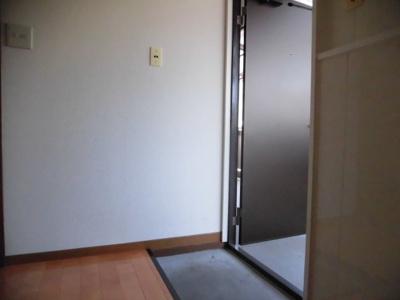 【玄関】カーサ瀬戸見