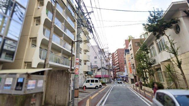 【外観】日商岩井赤坂マンション
