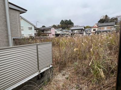 【前面道路含む現地写真】高知市山手町 売地