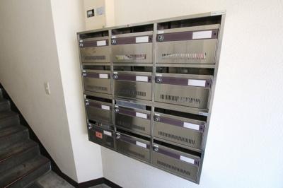 南波ビル メールボックス