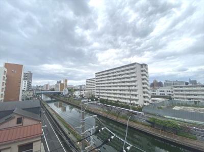 【浴室】コスモ大島  3階 角 部屋 リ ノベーション済
