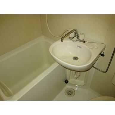 【浴室】ルミネ代官