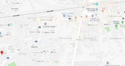 【地図】リブリ・Repos(ルポ)