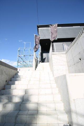 【外観】新築 藤沢市本藤沢2丁目 5号棟