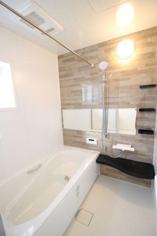 【浴室】新築 藤沢市本藤沢2丁目 5号棟