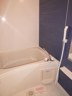 【浴室】ブルアルベロ