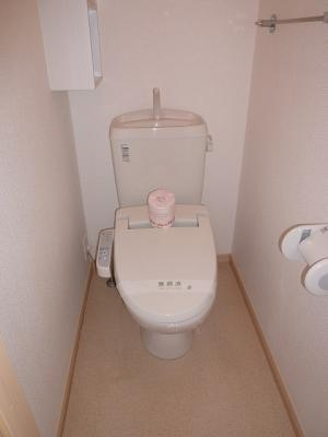 【トイレ】ブルアルベロ