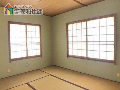【和室】伊川谷住宅 9号棟