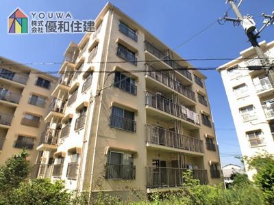 【外観】伊川谷住宅 9号棟 5階