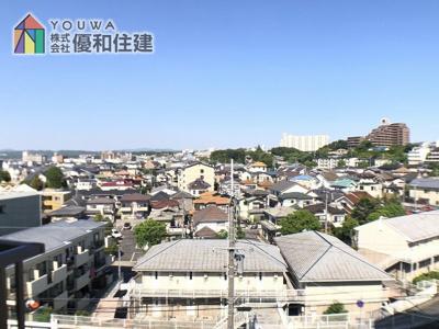 【展望】伊川谷住宅 9号棟 5階