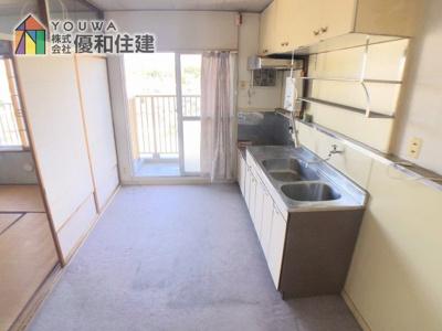 【キッチン】伊川谷住宅 9号棟 5階
