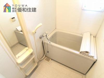 【浴室】伊川谷住宅 9号棟