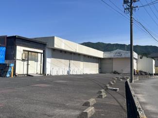 【外観】茄子川賃貸店舗