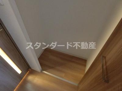 【収納】プレサンス梅田東ベータ