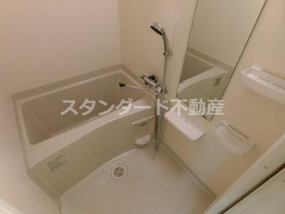 【浴室】プレサンス梅田東ベータ