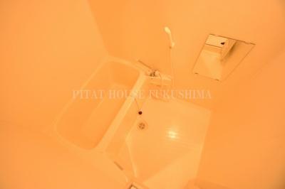 【浴室】リバーフォード中之島