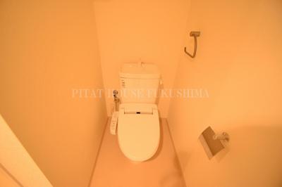 【トイレ】リバーフォード中之島