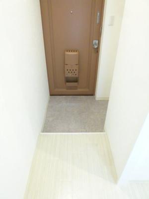 【玄関】稲野第二ハイツ
