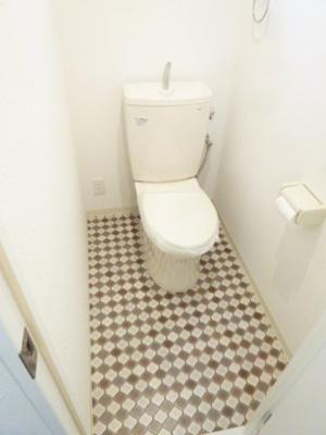 【トイレ】稲野第二ハイツ