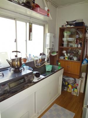 【キッチン】小林荘