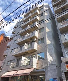 【外観】ルックハイツ北新宿壱番館