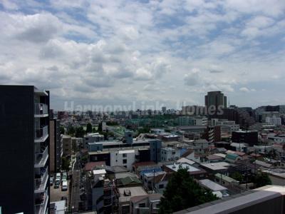 IL MEZZO DI TOKYO UNOの眺望☆