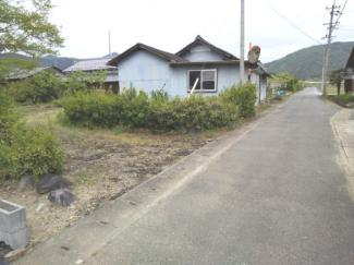 【前面道路含む現地写真】56803 岐阜市則松土地