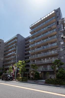 【外観】三軒茶屋シティハウス