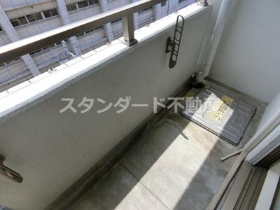 【バルコニー】シティサイドステージ福島