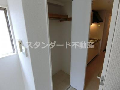 【収納】シティサイドステージ福島
