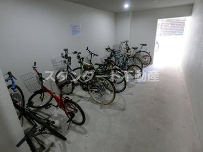 【駐車場】シティサイドステージ福島