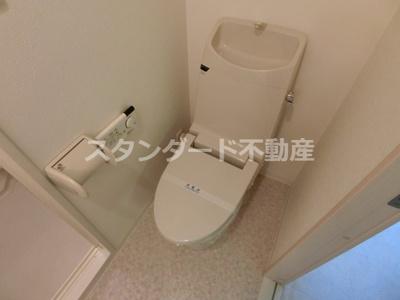 【トイレ】シティサイドステージ福島