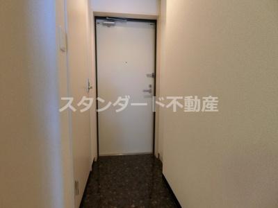 【玄関】シティサイドステージ福島